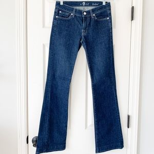 Seven For All Mankind Bootcut Jeans size 27